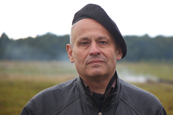 Преподаватель Санкт-Петербургского Государственного института истории культуры и Санкт-Петербургского Государственного университета Борис Кипнис