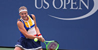 Елена Остапенко на US Open, 2-й день турнира