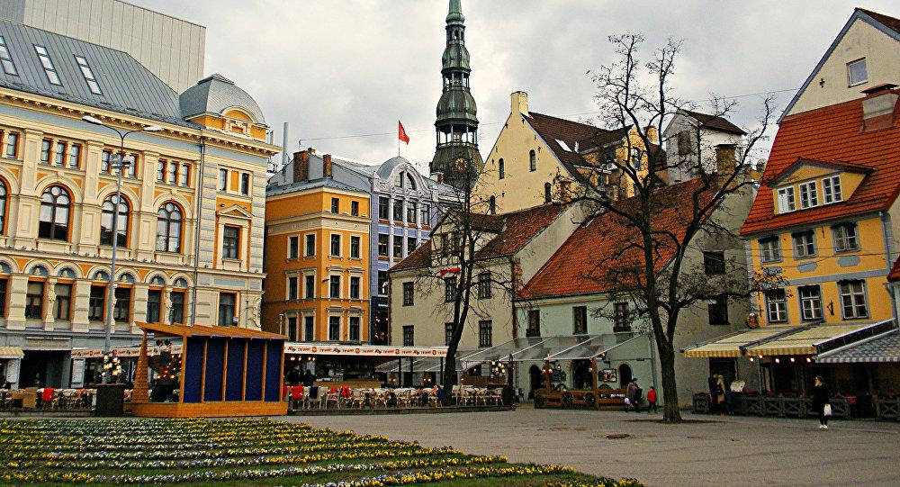 Rīga, Līvu laukums