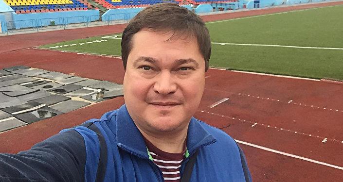 Футбольный эксперт Андрей Малосолов