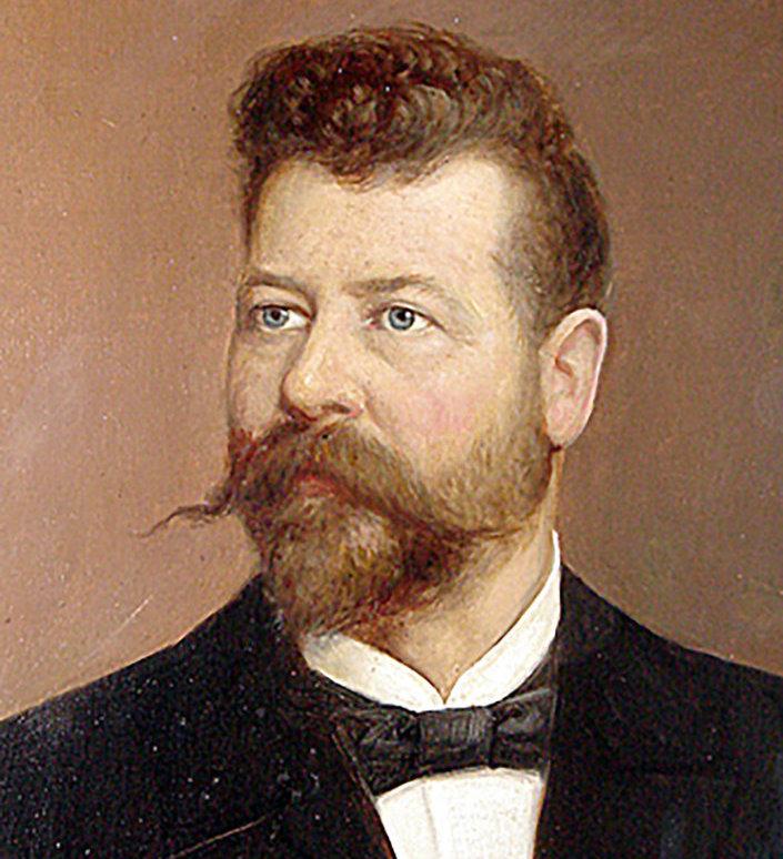 Ландшафтный архитектор Георг Куфальдт