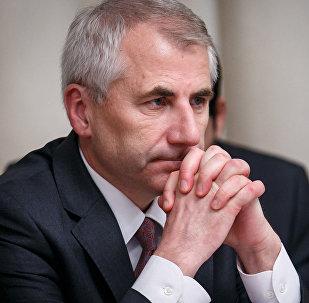 Глава представительства Евросоюза в России Вигаудас Ушацкас