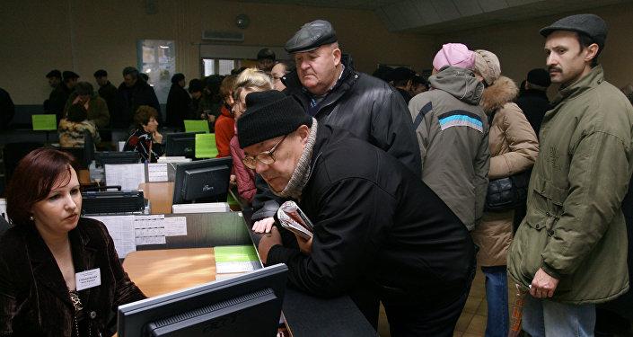 Latvijā bezdarbnieku vidū vīriešu skaits ir lielāks. Foto no arhīva