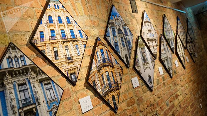 Персональная выставка фотографа Маргариты Фединой в музее Рижского югендстиля