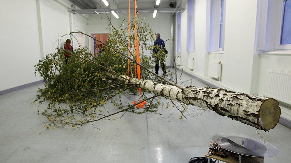 Международная выставка современного искусства Survival Kit 9