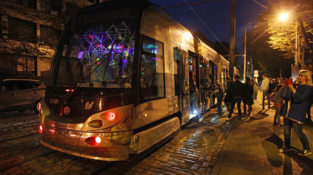 Художественный трамвай