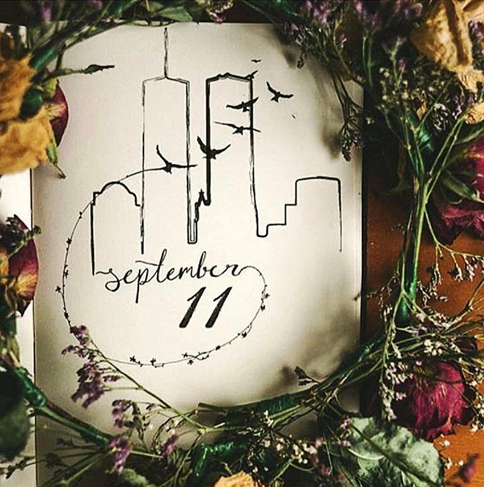В память об 11 сентября 2001 года