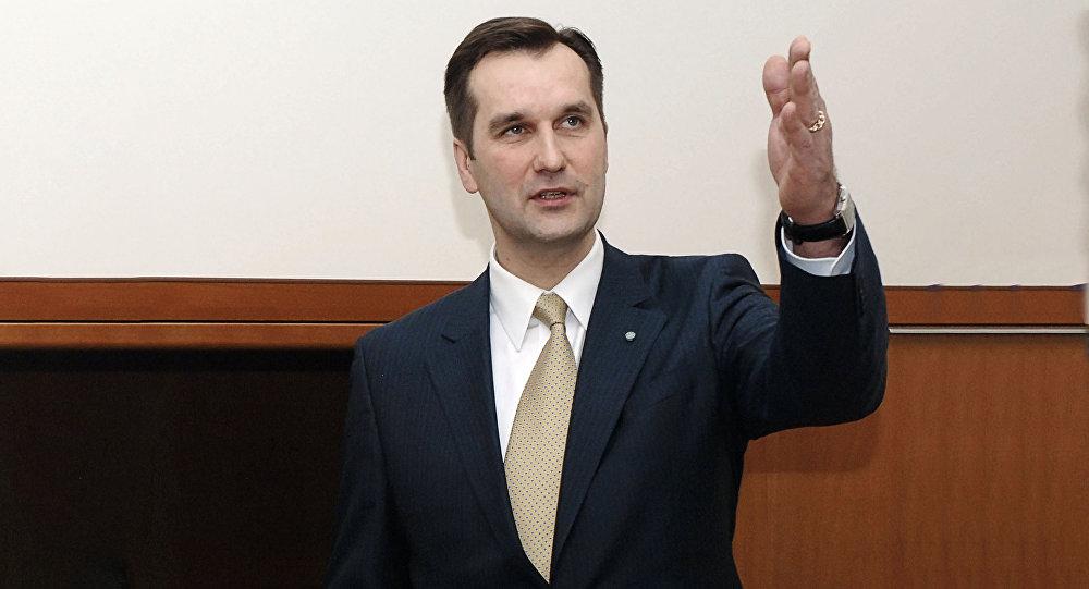Jaunais Latvijas vēstnieks Krievijas Federācijā Māris Riekstiņš