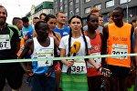 Sputnik Эстония пробежал одну из дистанций Таллиннского марафона