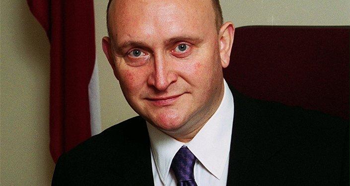 Посол Латвии в НАТО Индулис Берзиньш