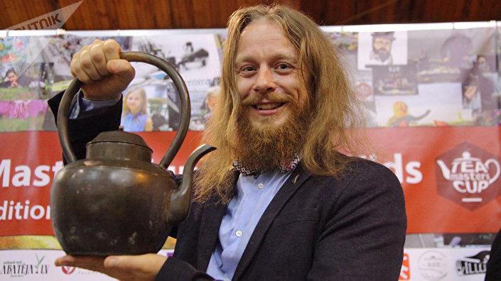 Организатор чемпионата Юрий Падусов