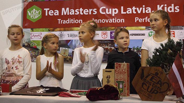 Юные финалисты чемпионата