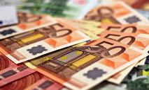 Eiro naudaszīmes