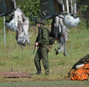 Kopīgas Krievijas un Baltkrievijas bruņoto spēku stratēģiskās mācības Rietumi 2017