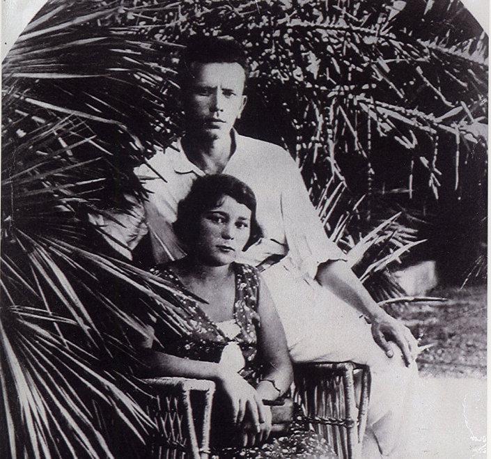 Бабушка Татьяны Элеонора и дедушка Жозеф