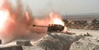 Сирийские войска освободили Джафру возле Дейр-эз-Зора