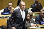 Krievija ĀM vadītājs Sergejs Lavrovs