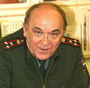 Российский эксперт, военный обозреватель, полковник в отставке Виктор Баранец