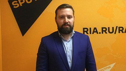 Политолог, директор Института стратегических исследований и прогнозов РУДН Дмитрий Егорченков