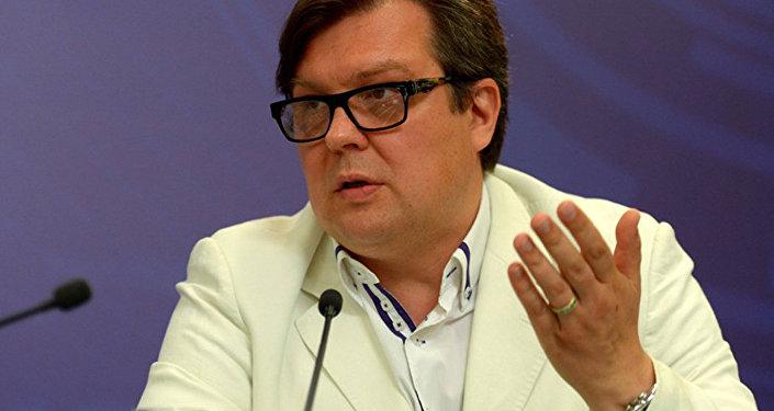 Алексей Мартынов, политолог, директор Международного института новейших государств