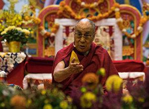 Учения Его Святейшества Далай-ламы XIV для стран Балтии и России прошли в Риге
