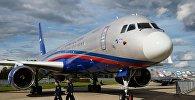Самолёт авиационного наблюдения Ту-214ОН (Открытое небо)