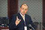 Симонов Константин, генеральный директор Фонда национальной энергетической безопасности