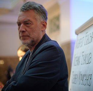 Muzikālais kritiķis Artēmijs Troickis. Foto no arhīva