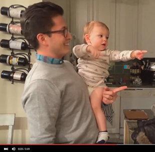 Kā likt apjukt mazulis: ja tētim ir dvīņubrālis