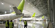 Аэропорт. AirBaltic