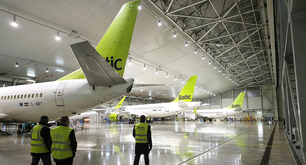 Аэропорт Airbaltic