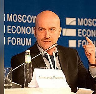 Военный эксперт Александр Пылаев
