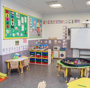 Комната отдыха для младших учеников