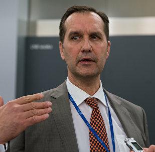 Марис Риекстиньш посол Латвии в России