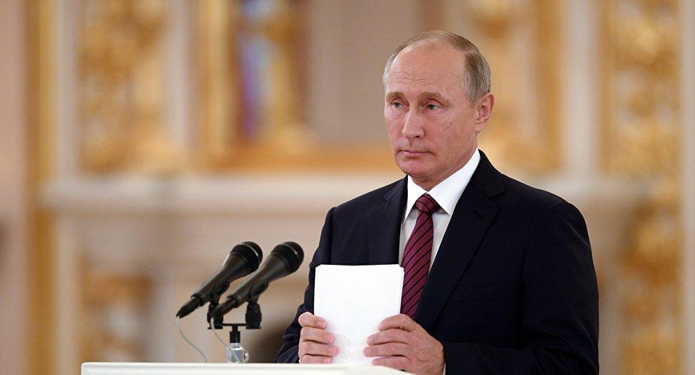 РФ хочет вести сЛатвией разговор оположении русского населения— Путин
