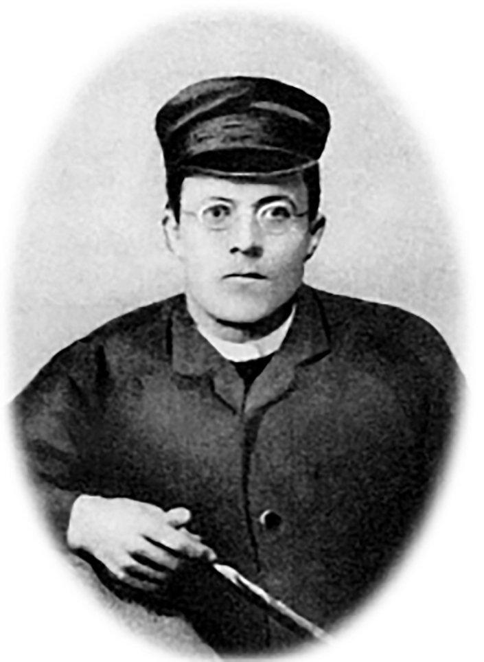 Латышский поэт и переводчик Эдуард Вейденбаум