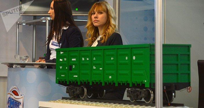 Выставка в рамках Белорусской транспортной недели
