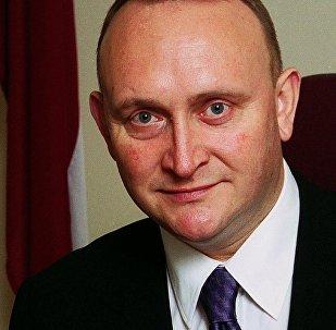 Latvijas vēstnieks NATO Indulis Bērziņš