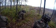 Воздушные десантники США тренируются на учениях в Латвии