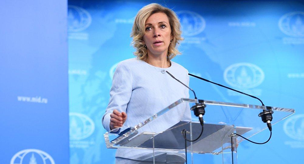 Захарова: РФ имеет право на зеркальные меры к американским СМИ