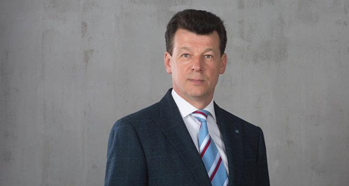 Daugavpils mērs Rihards Eigims