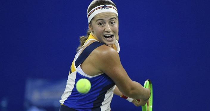 Симона Халеп выиграла выставочный турнир World Tennis Thailand Championshiр