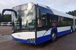 Новый автобус Solaris