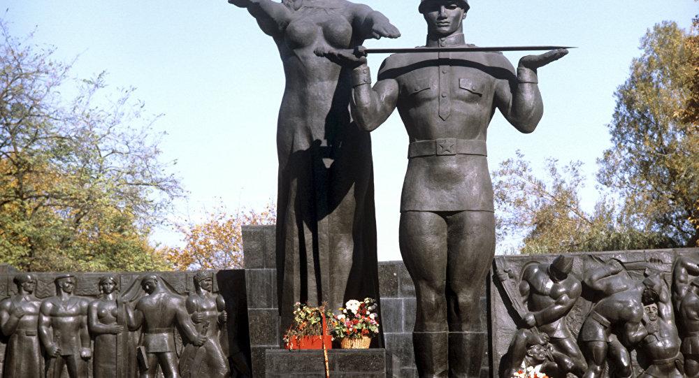 Монумент боевой Славы в городе Львове