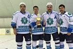 Ташкентский хоккейный клуб Бинокор