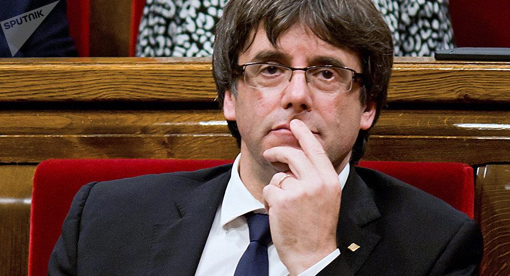 Bijušais Katalonijas valdības vadītājs Karless Pudždemons