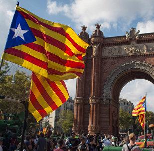 Situācija Barselonā