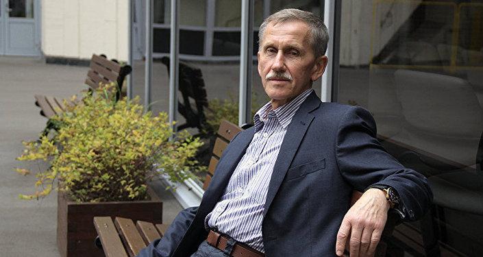 Владимир Оленченко - старший научный сотрудник Центра европейских исследований Института мировой экономики и международных отношений Российской Академии Наук