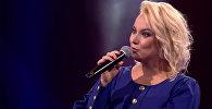 Dziedātāja no Latvijas apsteigusi vokālistu no ASV šovā Balss Polijā