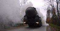 Krievijas raķešu spēki apgūst kompleksu Jars maskēšanu